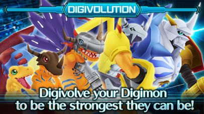 DigimonLinks screenshot 2