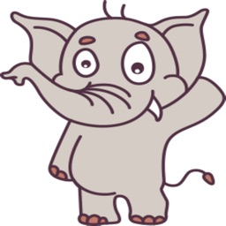 Bubbles - The Cute Elephant