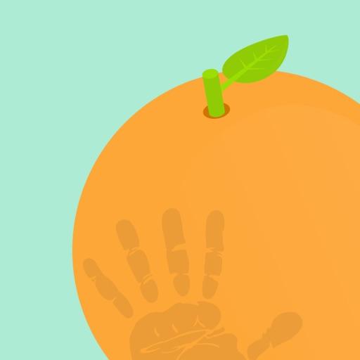Не трогай мой апельсин
