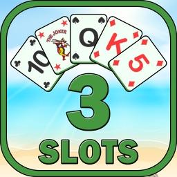 3-Slots Solitaire