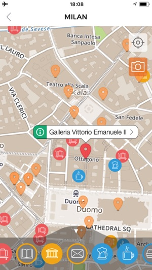 Milan Travel Guide Offline on the App Store