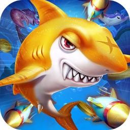 捕鱼打鱼游戏-全民捕鱼街机游戏
