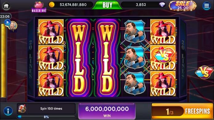 Vegas Nights Slots Screenshot