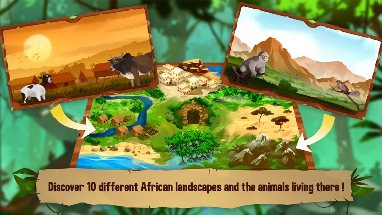 Leo's Journey in Africa screenshot-1