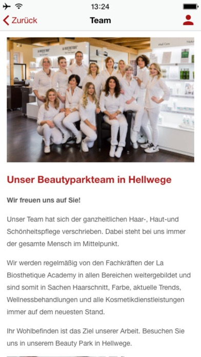 BeautyparkScreenshot von 2