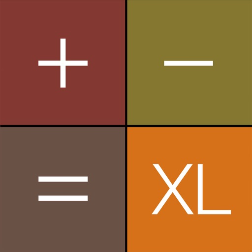 Calculator XL Standard, Scientific, Unit Converter