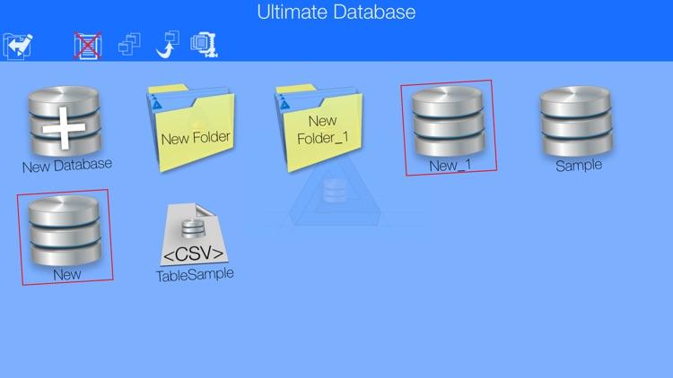 Ultimate Database screenshot-4