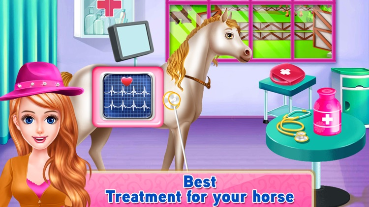 Horse Care And Riding Love screenshot-3