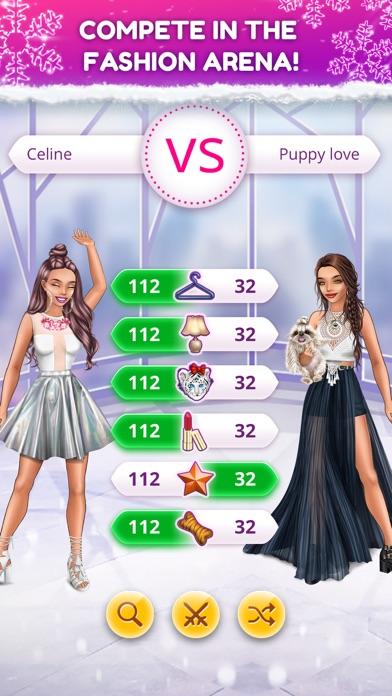 Lady Popular: Fashion Arena Screenshot 4