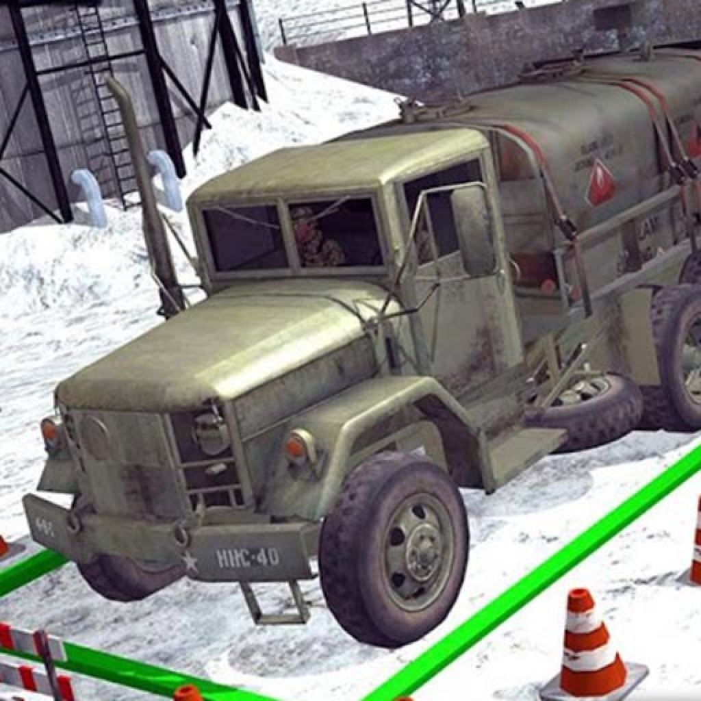 Army War Truck Driving hack