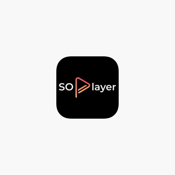 SoPlayer on the App Store