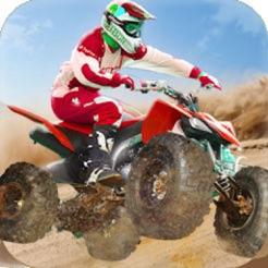ATV Dirt Bike Rider