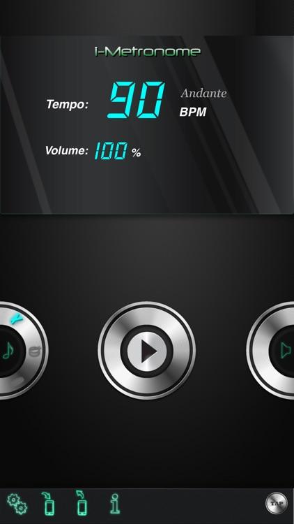 i-Metronome: The Beat Counter