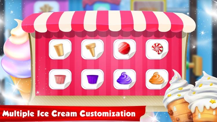 Ice Cream Cone Cupcake Factory screenshot-4