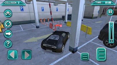 Sports Car Parking 2017 screenshot three