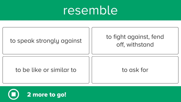 4th Grade Vocabulary Prep screenshot-7