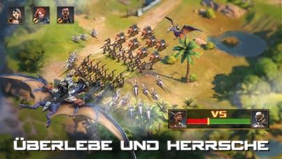 Screenshot 3 Dino War: Survival