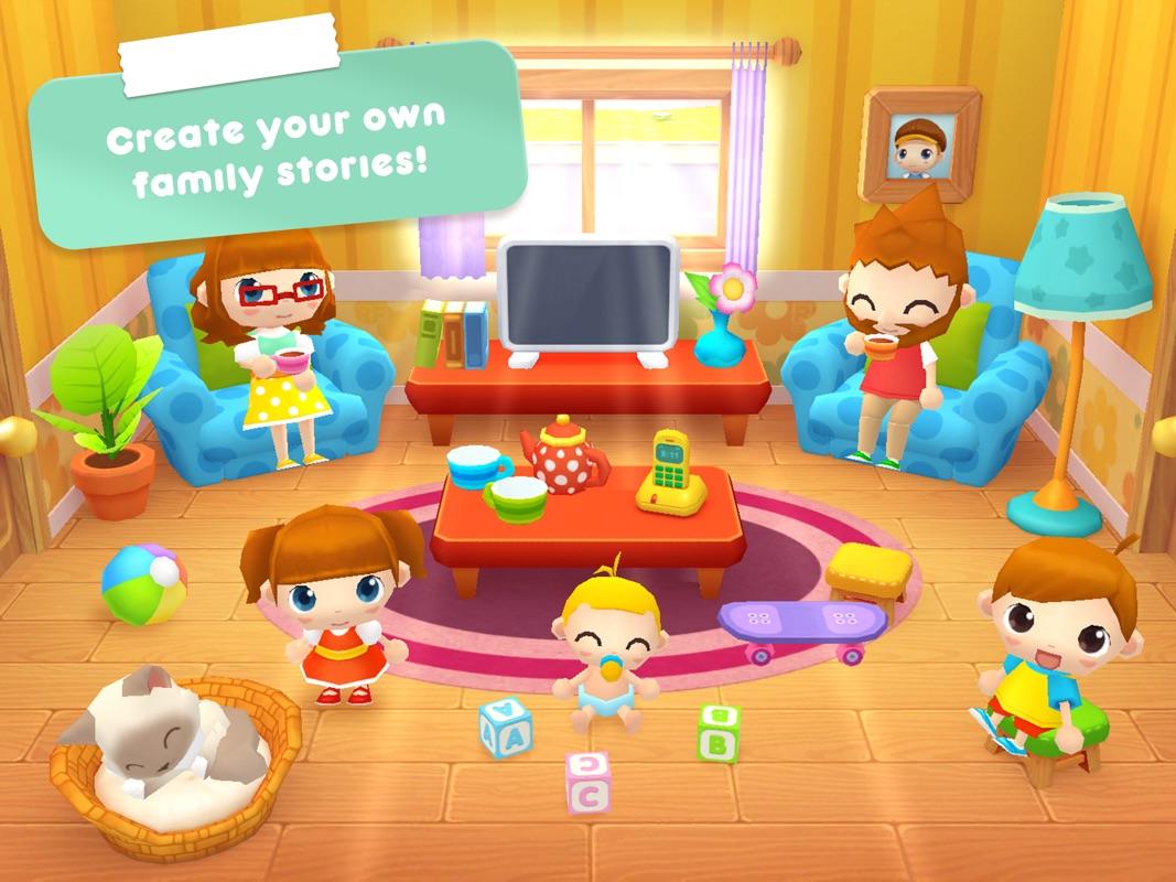 sweet home stories hack full version