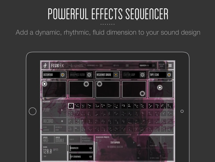FLUX:FX by Adrian Belew screenshot-4
