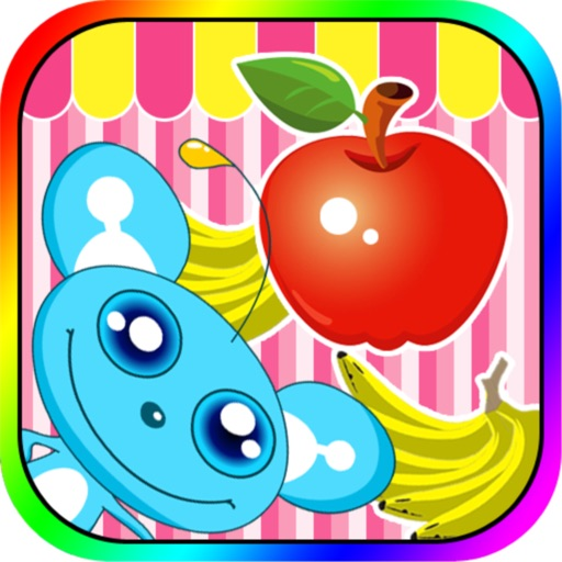 Landee Kids:Learning Fruits icon