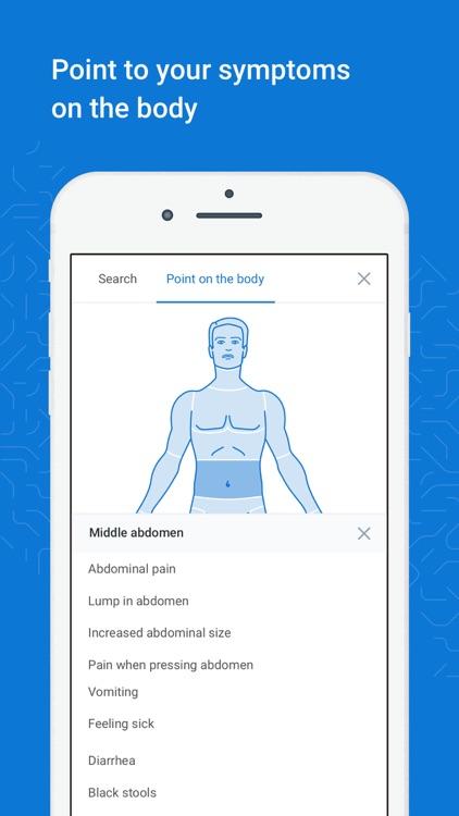 Symptomate screenshot-5
