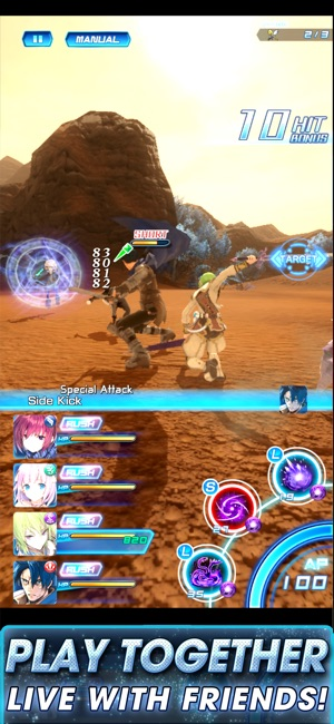 STAR OCEAN: ANAMNESIS Screenshot