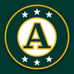 Go Oakland Athletics!