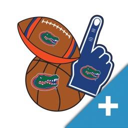 Florida Gators PLUS Selfie Stickers