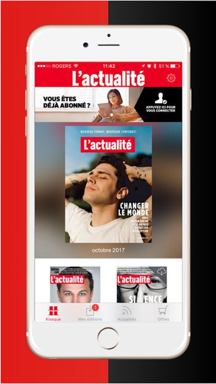 L'actualité magazine screenshot-0