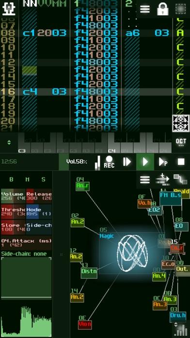 Sunvox review screenshots