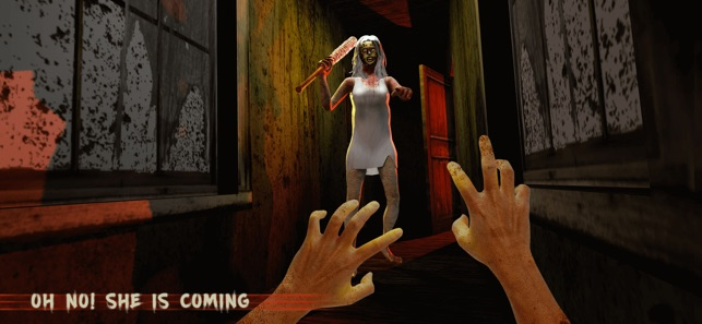 granny game horror