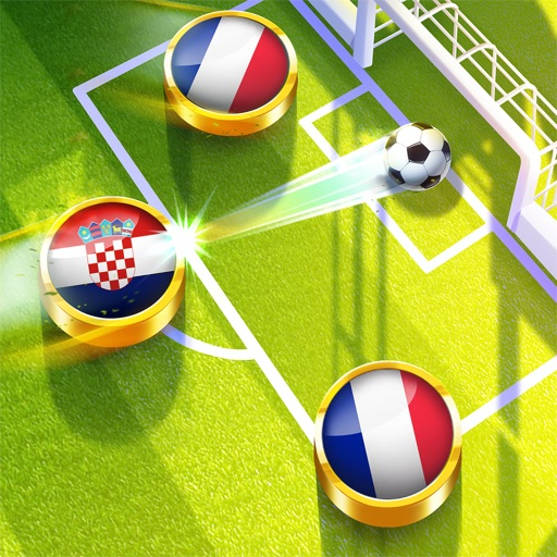 2018 World Soccer League iOS App
