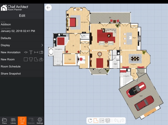 room planner home design on the app store - House Room Planner
