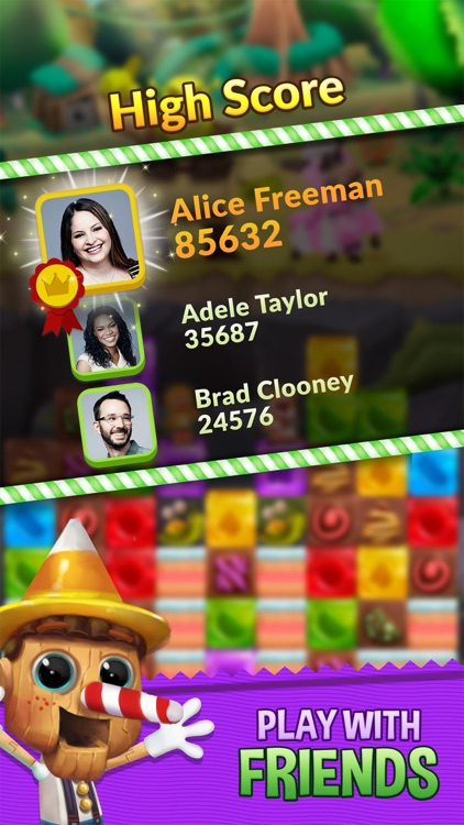Shrek Sugar Fever screenshot-4