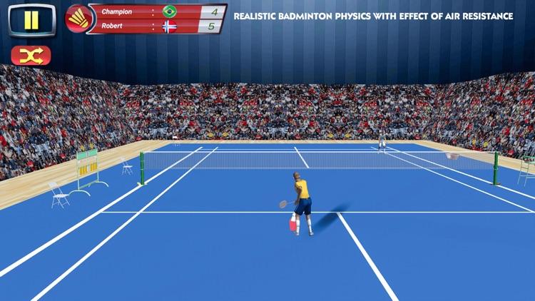Real Badminton Super League screenshot-4
