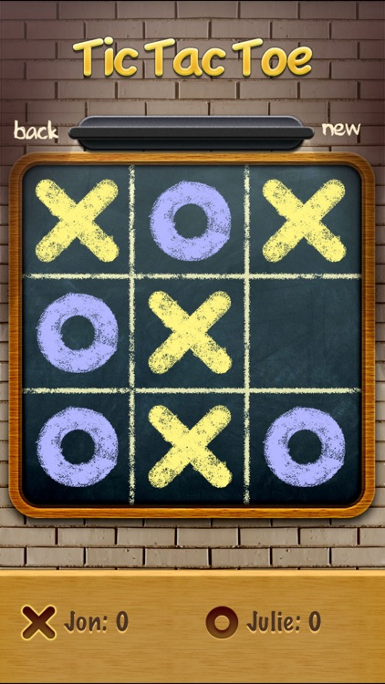 Tic Tac Toe Pro screenshot-0