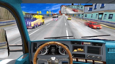Real Truck Driver In Highway screenshot 4
