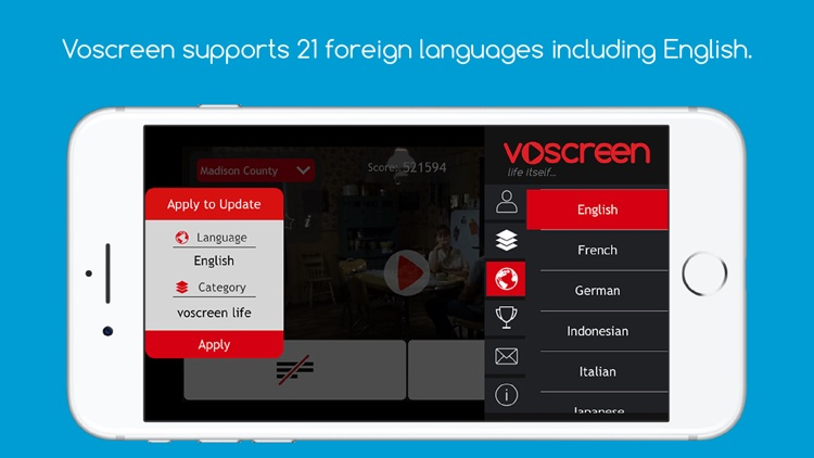 Voscreen screenshot-3