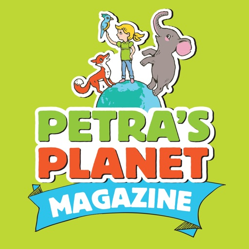 Petra's Planet Magazine icon