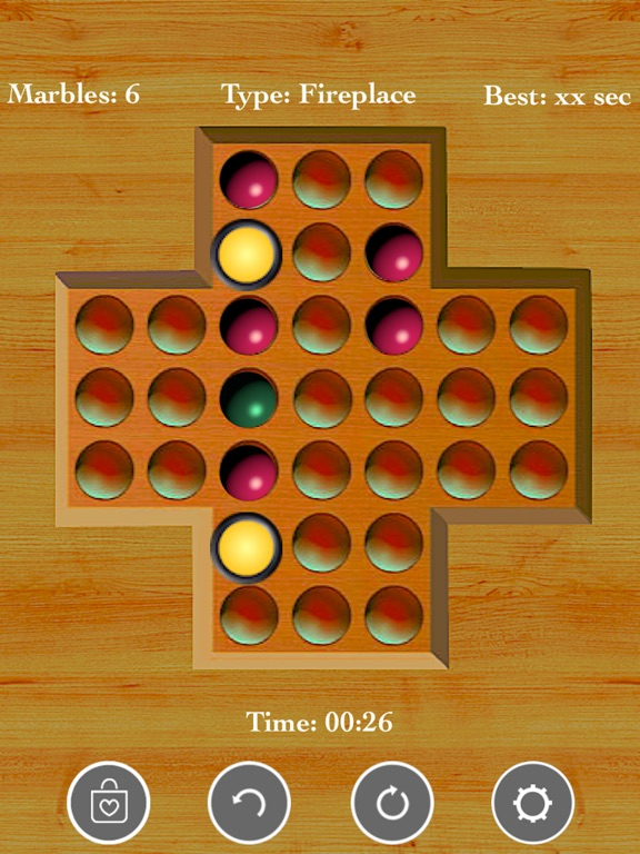 Brainvita Solitaire : Premium! screenshot 9