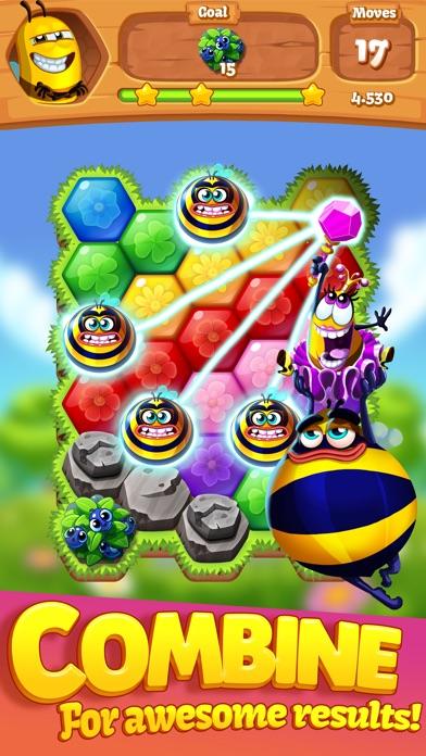 Bee Brilliant Blast Screenshot 3