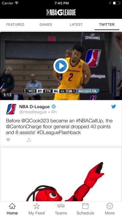 NBA G League screenshot-4