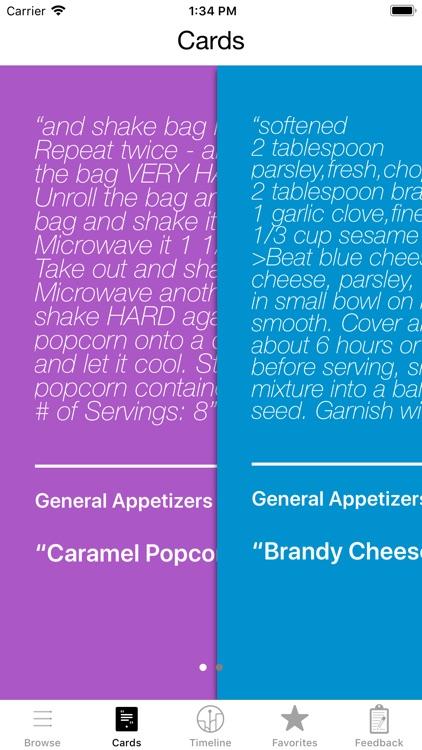 200 Vegetarian Recipes screenshot-4