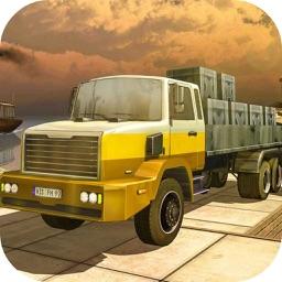 Hill Truck Driving 3D
