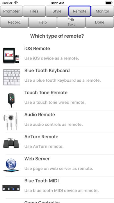 Icue review screenshots