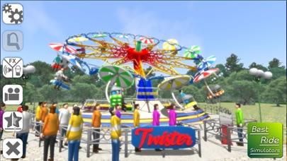 Screenshot for Twister - Best Ride Simulators in United States App Store