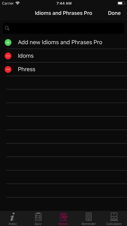 Antonym Synonyms DictionaryPro screenshot-7