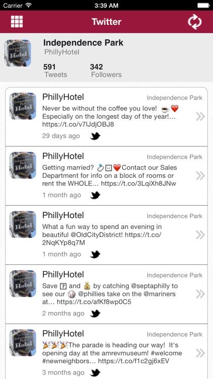 BWP Independence Park Hotel screenshot-3