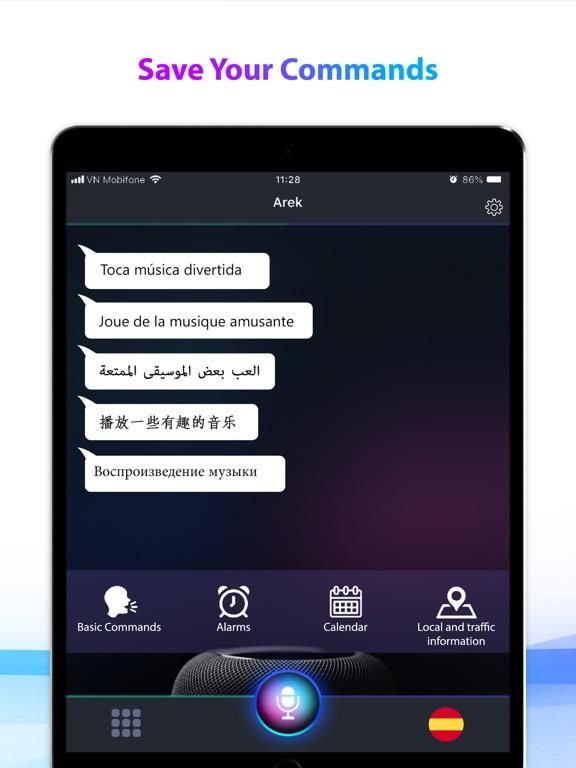 Pod: Command app for HomePod screenshot 6