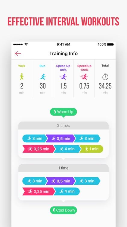 Weight Loss Running PRO screenshot-3